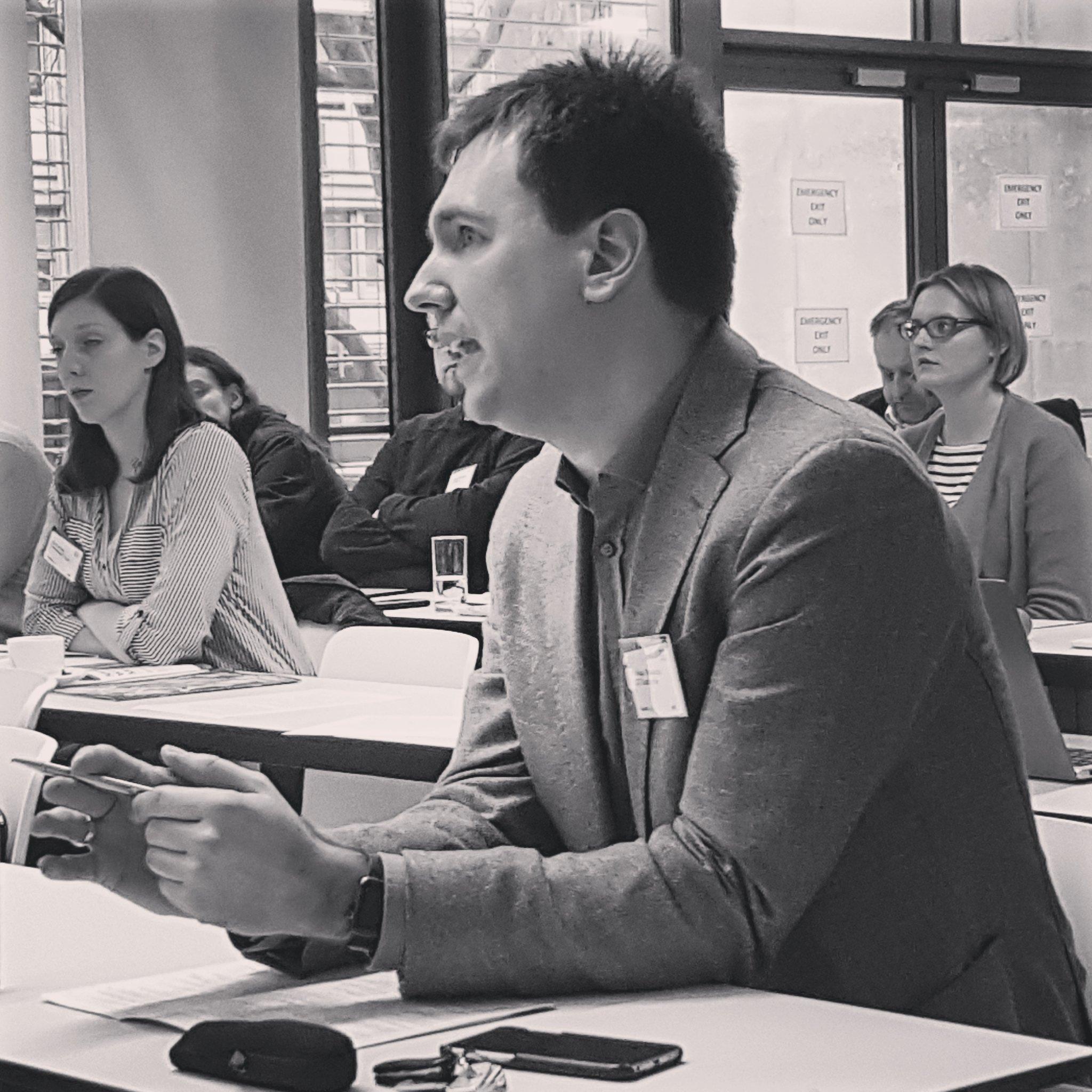 Gute Diskussionen bei der #dgpuk Fachgruppentagung, wir sind mittendrin statt nur dabei :-) #sipistdabei https://t.co/2J1b3lQzOa