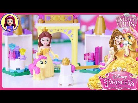 lego disney princess 41055 золушка на балу в королевском замке lego