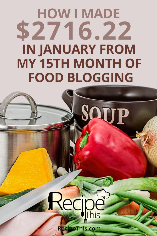 #repost - After 15 months of #foodblogging, we&#39;ve released our latest income report. Check it out here:  http:// ow.ly/cS0h3097s5m  &nbsp;   Please #RT!<br>http://pic.twitter.com/PLCzCtdPn3