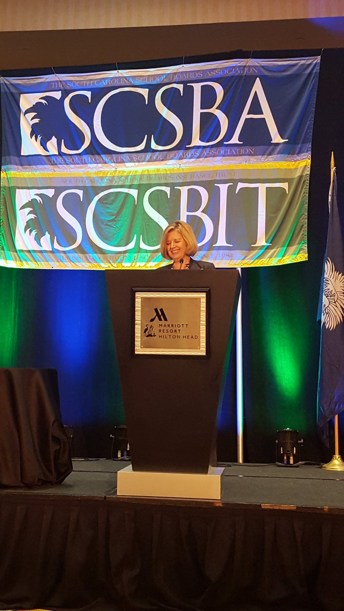 Let's give all the districts equal money (per student) with NO mandates, just give them the money and measure results. @SCASAnews #Autonomy