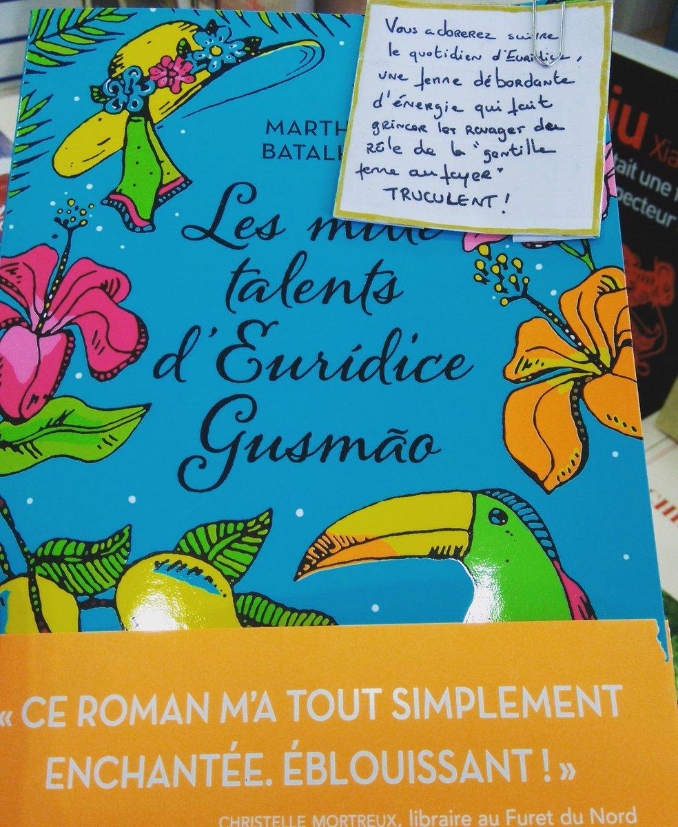 Laissez vous emporter par Euridice, vous en sortirez ensoleillé ! #motdelibraire #livre #lecture #Brésil #féminisme @EDITIONSDENOEL<br>http://pic.twitter.com/O4i8It6Bj9
