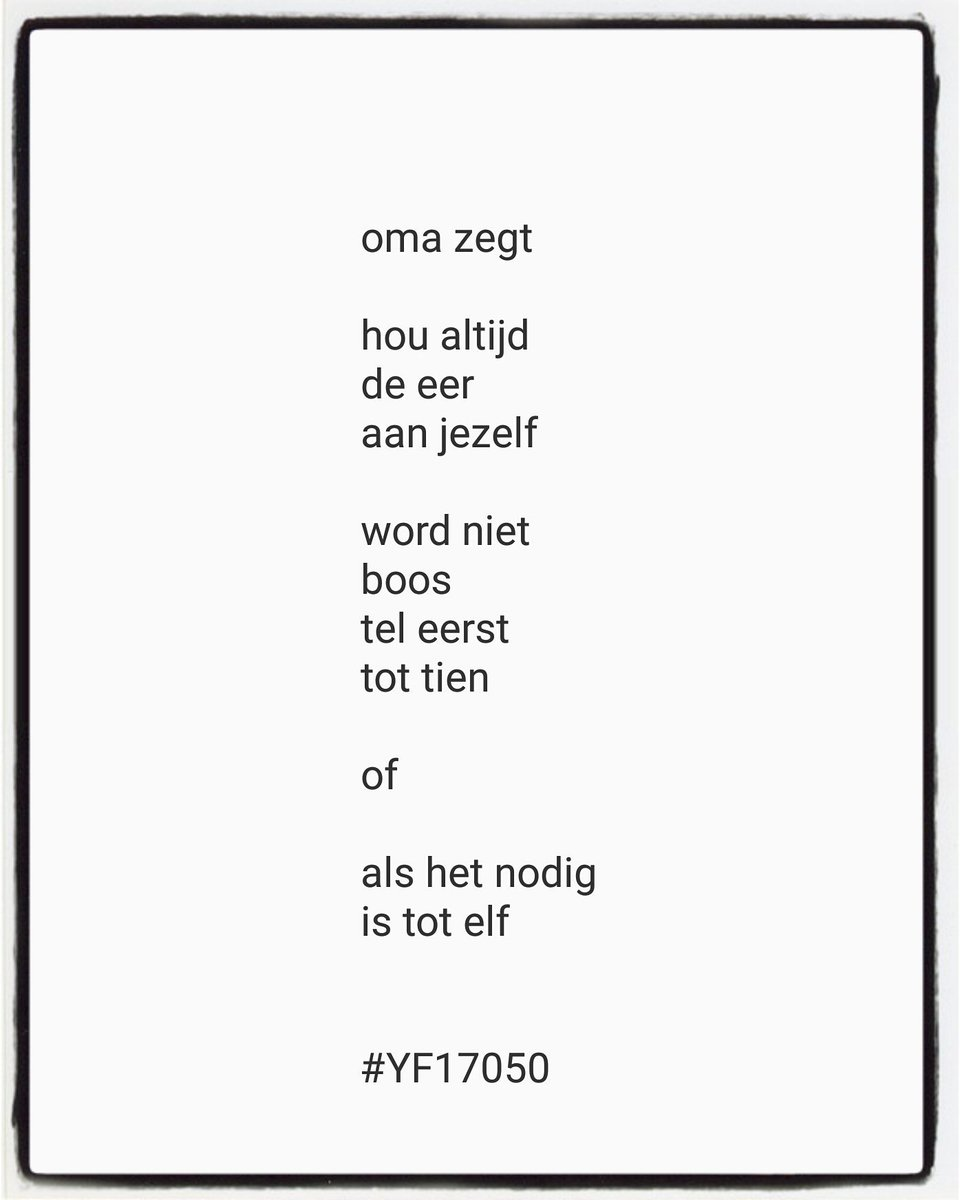 Uživatel Yvonne Franssen Na Twitteru Wijze Raad Van Oma