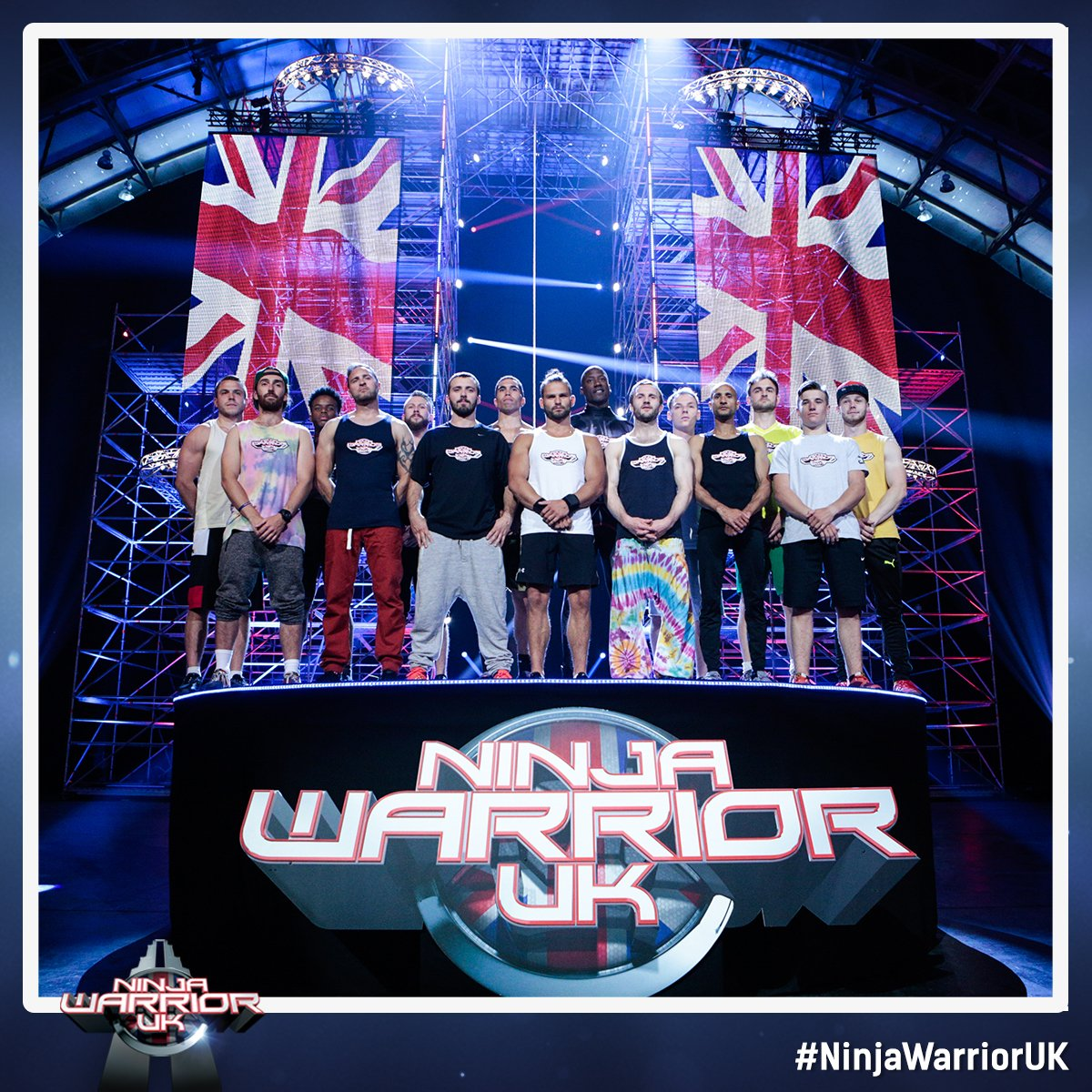 "Warriors Rise To Glory Vsetop: Ninja Warrior UK On Twitter: ""Tonight, One Of These 15"