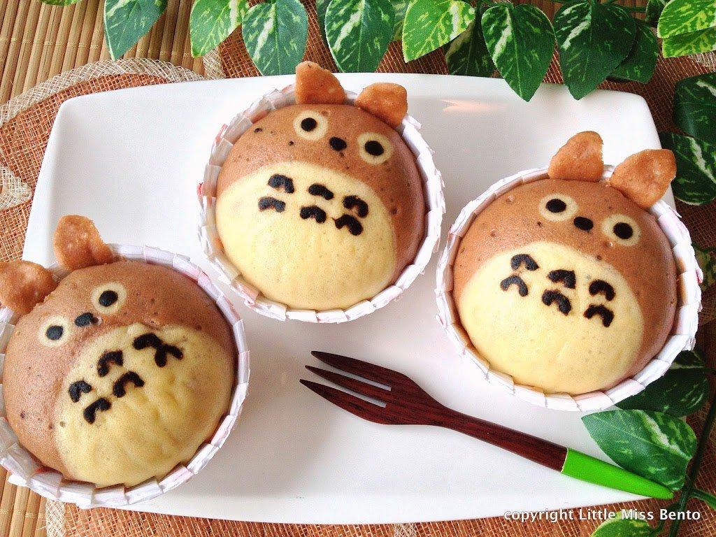 Bon appétit avec ces petits pains à la vapeur Totoro  #Ghibli #Totoro #Cuisine #Steamedbread<br>http://pic.twitter.com/r706dJz3wj