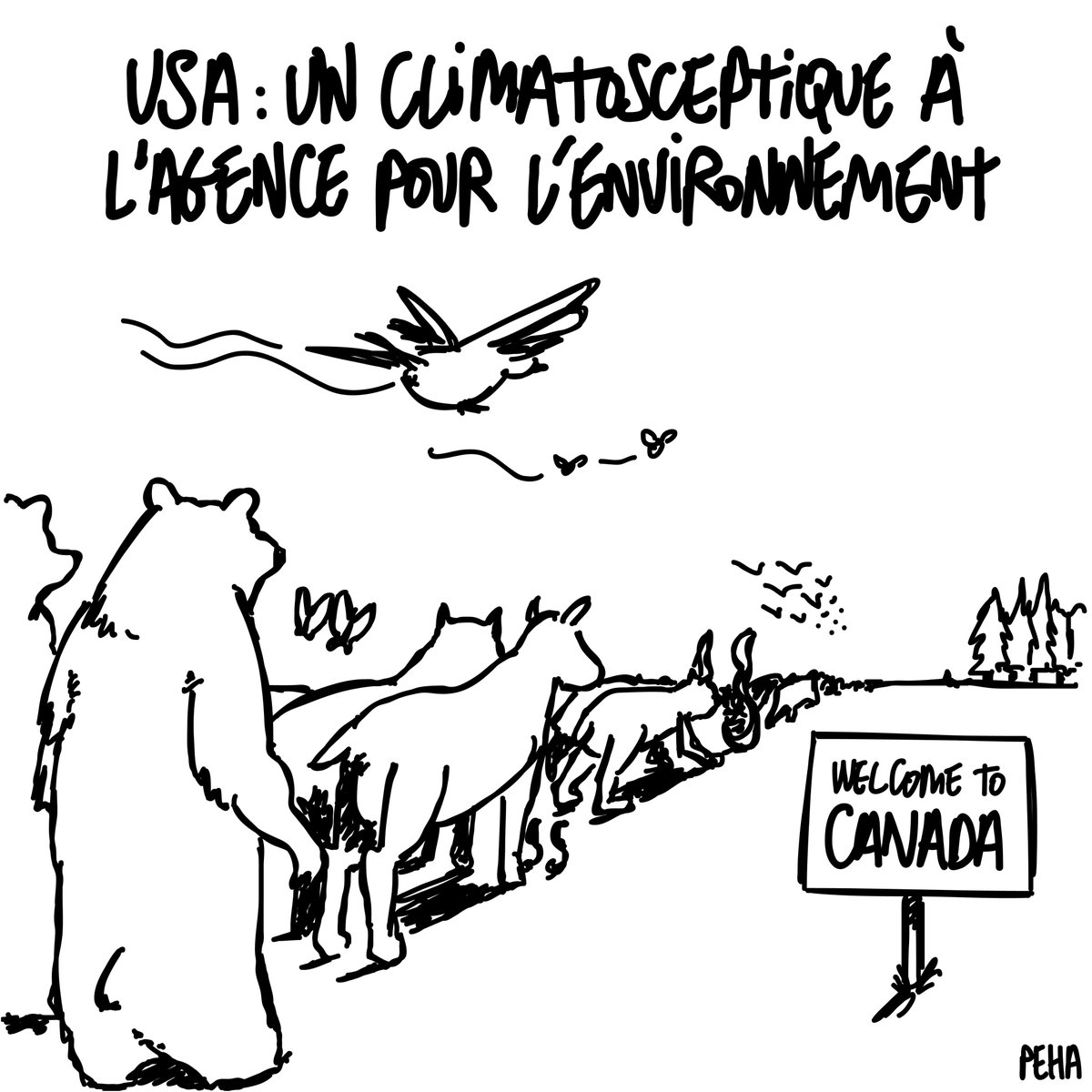Le bal des crétins continue à la maison blanche #Pruitt #Trump #climatechange <br>http://pic.twitter.com/P25arpqobs