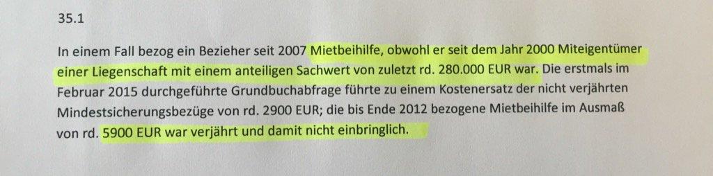 Teil 3: #RH fand in Wiens Mindestsicherungs-Chaos auch Betrug mit Miet...
