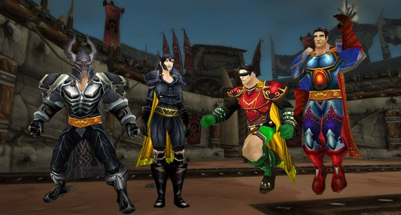 ALARM, ALARM, ALARM  Fashion week #Warcraft  #8 ! Avançons dans la garde-robes... Concours #Transmo à 15h   http:// Twitch.tv/lessya  &nbsp;  <br>http://pic.twitter.com/50vF48nMtL