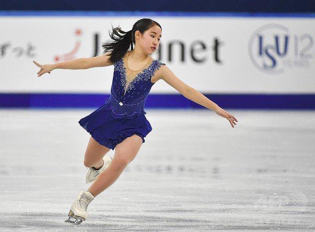 【圧巻の内容】三原舞依が逆転優勝 フィギュアスケート四代大陸選手権