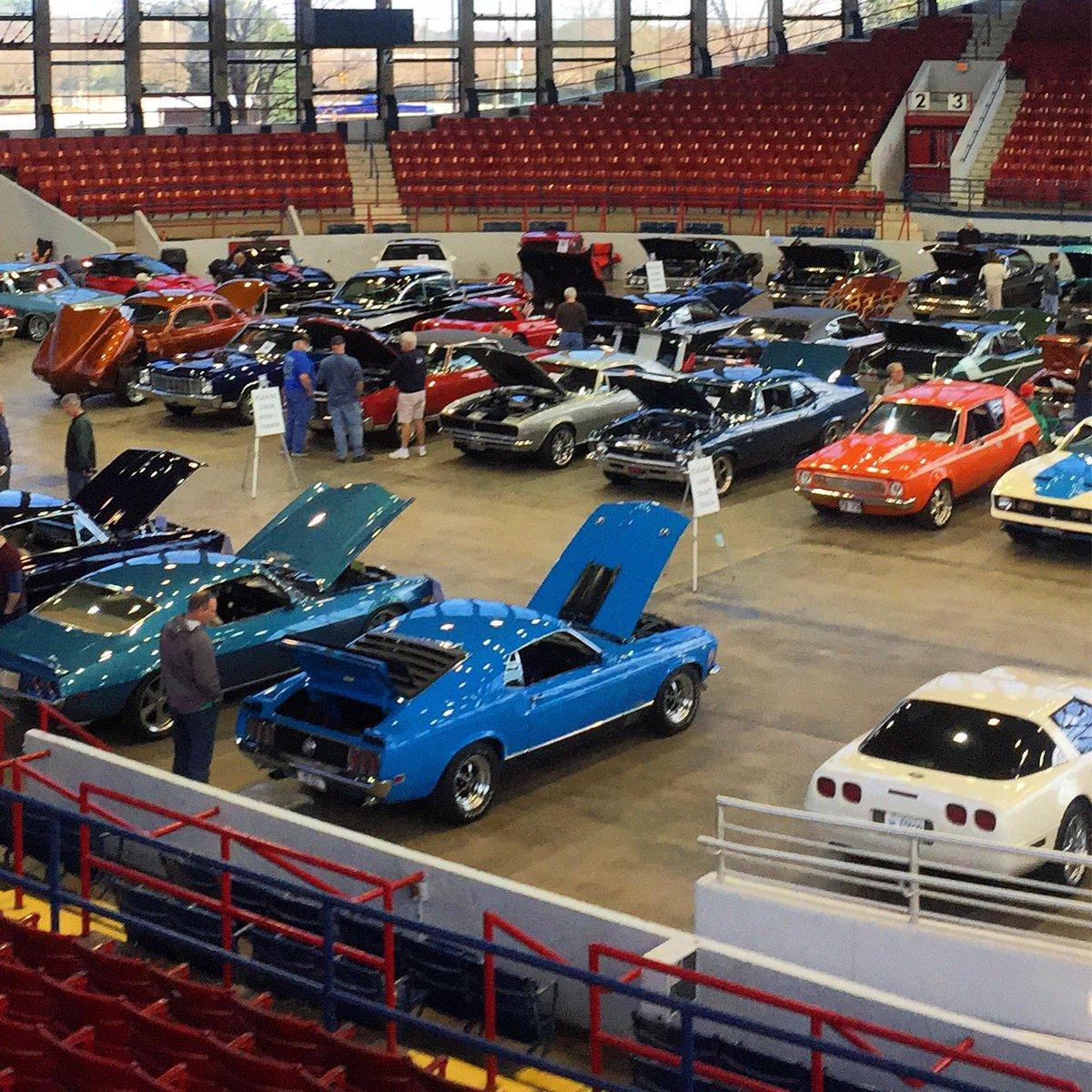 NC Auto Expo NCAutoExpo Twitter - Car show raleigh nc fairgrounds
