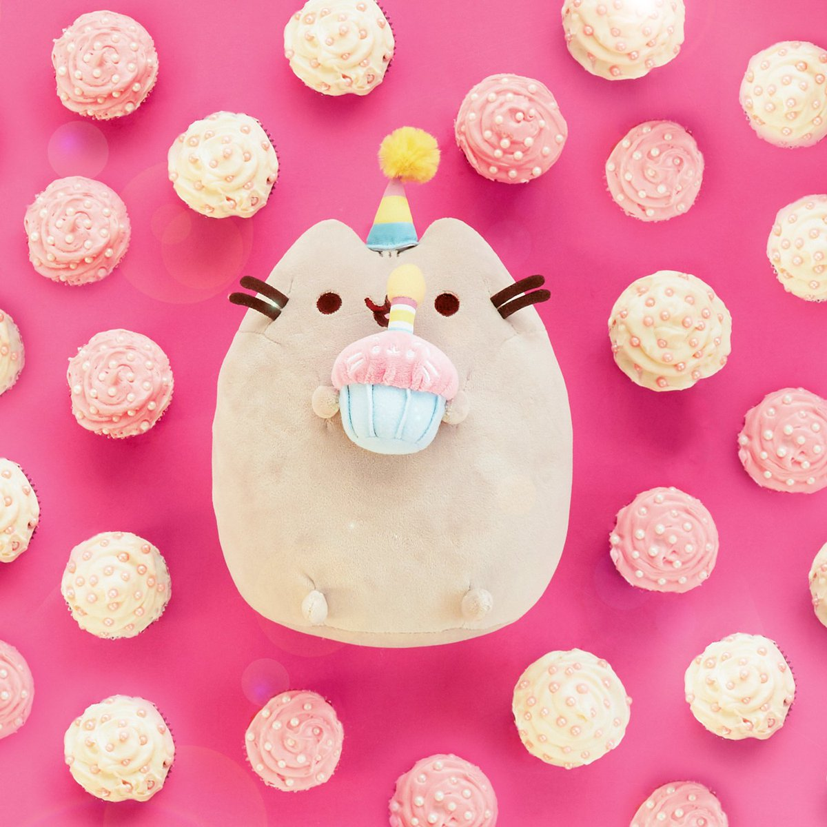 Claire S On Twitter Happy Birthday To Our Fave Tabby Cat Pusheen