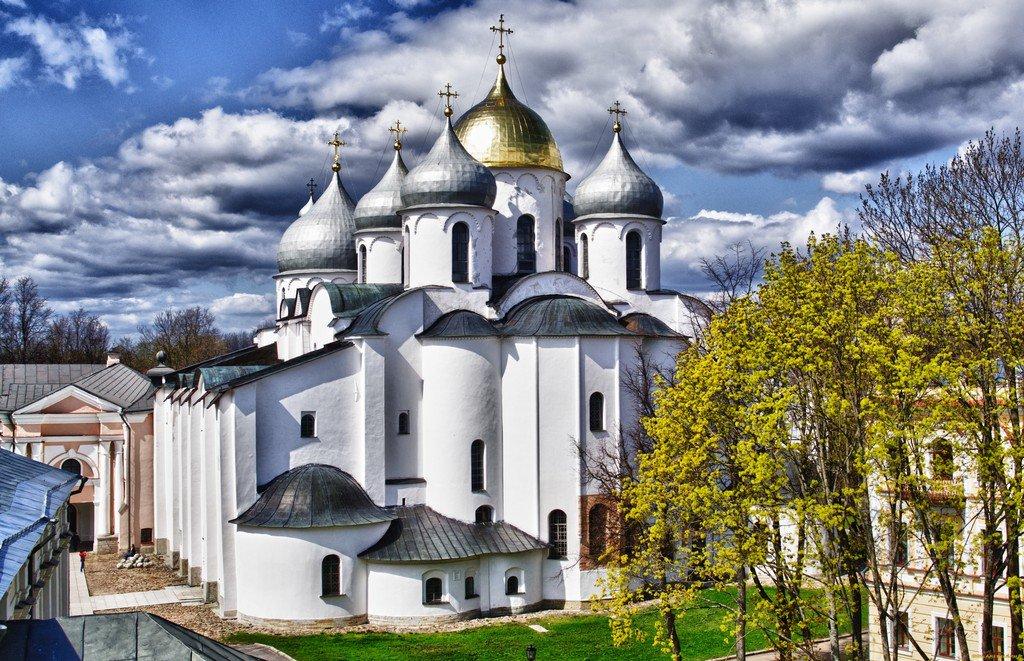 Картинки софийского собора великий новгород