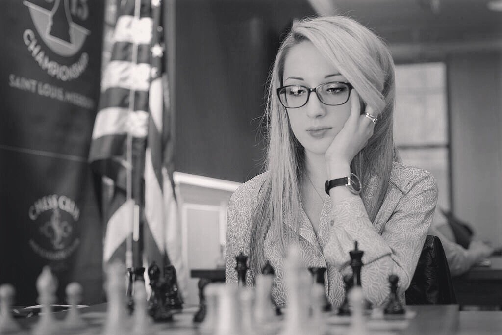 Iran tells U.S. chess champion to wear a hijab - here's how she responds