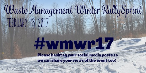 Keep up with #wmwr17 via our Facebook Page; we'll curate all our information to keep you in the know! :) https://t.co/wzCNsal2GY https://t.co/U6Ge9DMWEd