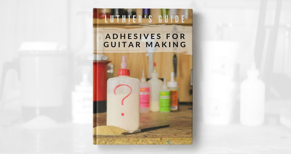 Luthier&#39;s Guide: Adhesives For Guitar Making - Improve Your Guitars - video &amp; photo demos:  http:// bit.ly/29MQgF0  &nbsp;   #luthier <br>http://pic.twitter.com/liT0s4kcLC
