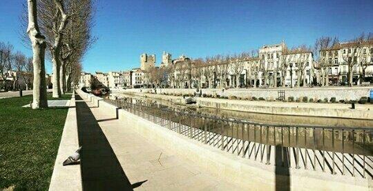 Je pourrais habiter n&#39;importe où dans le monde, mais #Narbonne restera toujours Narbonne   #HomeSweetHome <br>http://pic.twitter.com/XlczTy7iDF