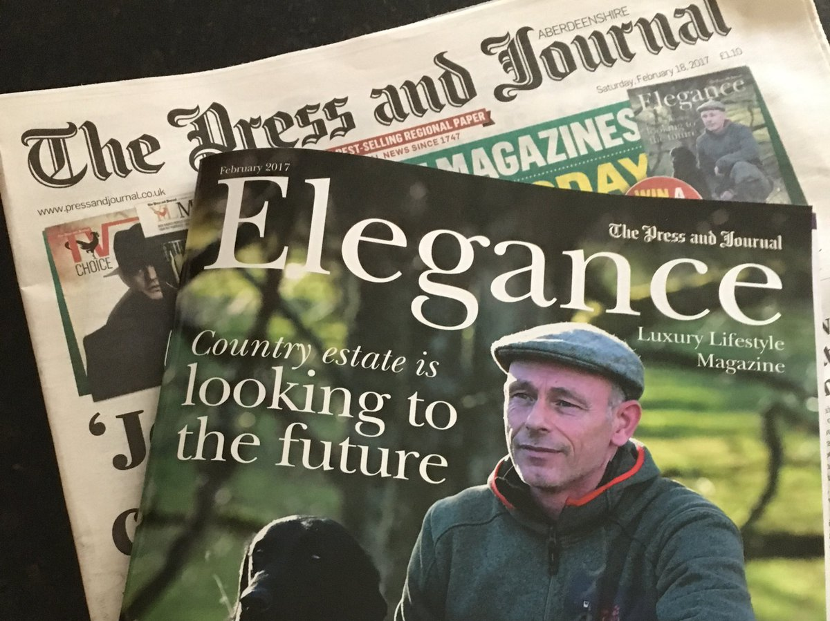 Great Article in @pressjournal #EleganceMagazine have you seen it? pic.twitter.com/9MWa7n5cKZ