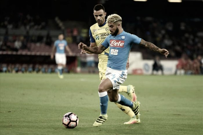 CHIEVO NAPOLI Online Streaming Gratis: vedere con Facebook Live Stream e Video YouTube