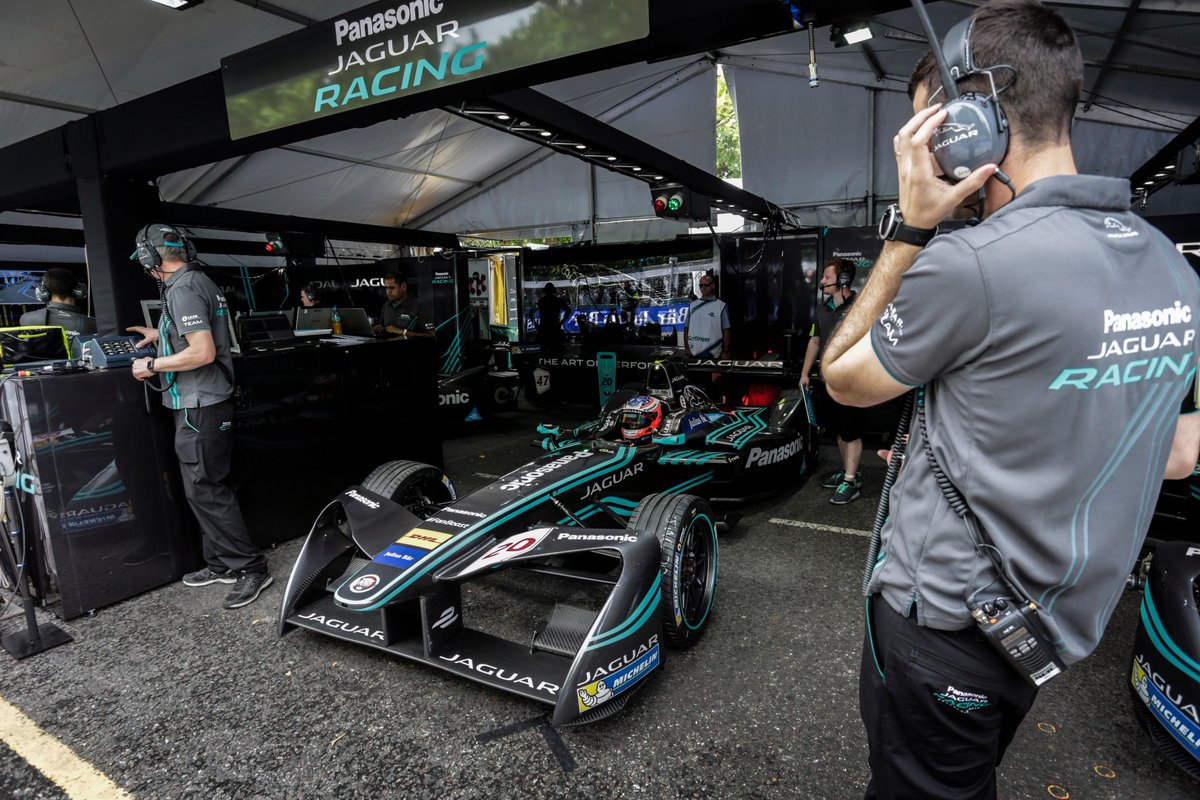 Jaguar Racing On Twitter After A Dramatic Qualifying Session Its P7 For Mitchevans_ P15 For Adamcarroll47 For The Fiaformulae Baeprix