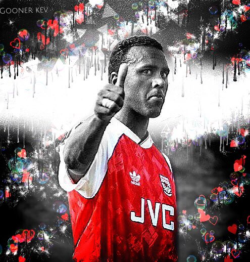David &quot;Rocky&quot; Rocastle #WeAreArsenal #TogetherStronger #COYG<br>http://pic.twitter.com/0BqOmezqpP
