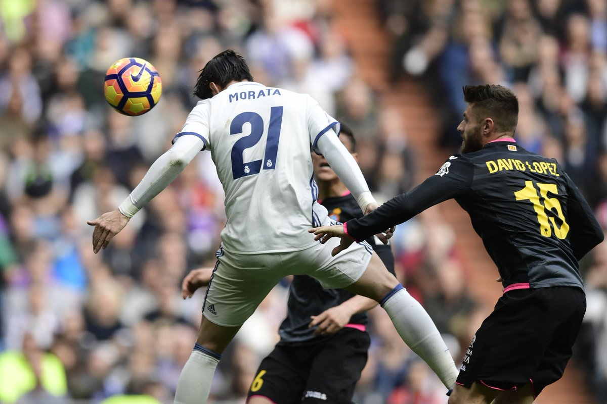 Spanish La Liga match Espanyol vs R Madrid 27 Feb 2018 Preview and stats followed by live commentary video highlights and match report