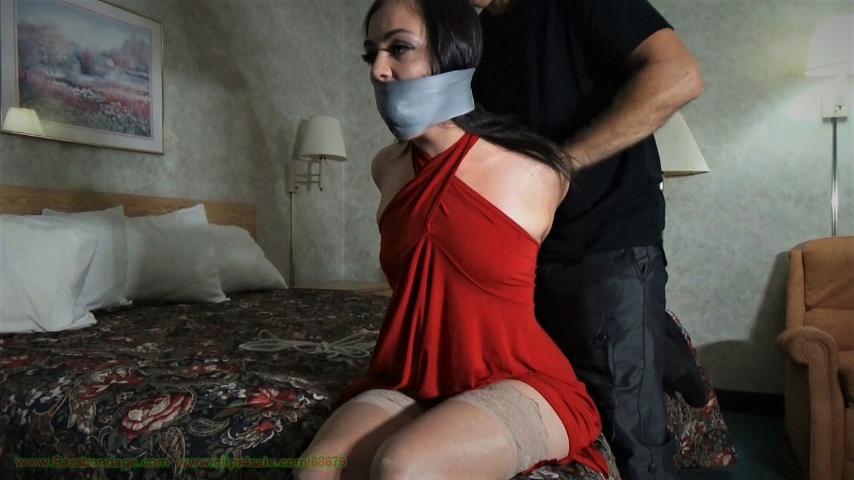 Bondage gagged movie