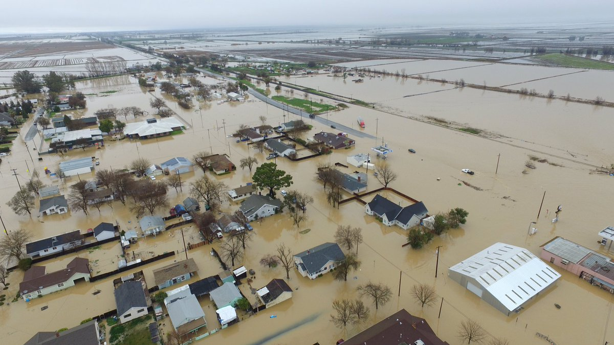 Kurt Richter On Twitter Quot Flooding In Maxwell Ca This