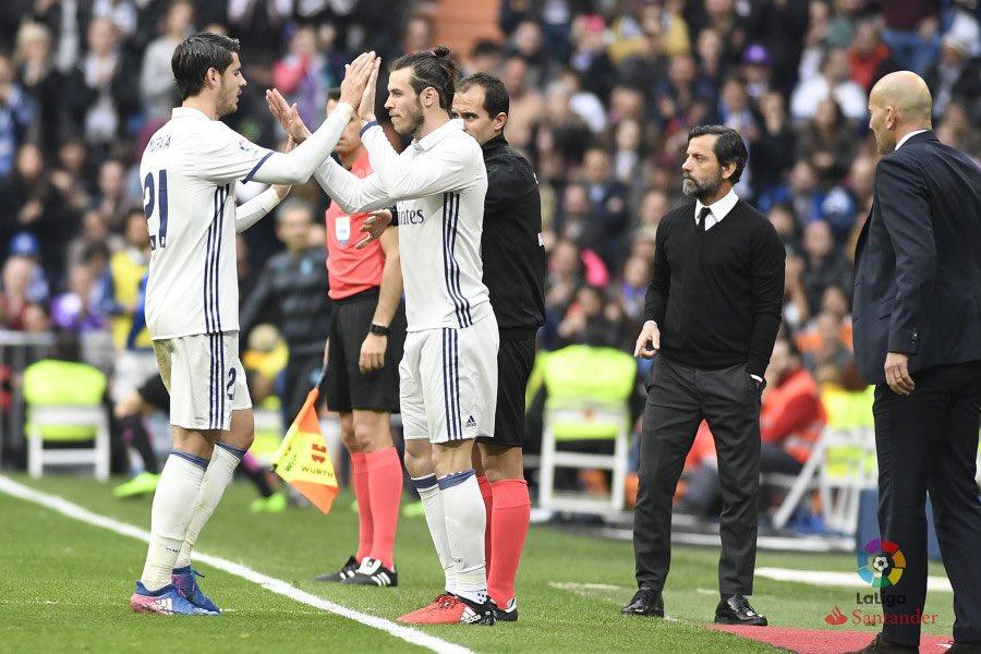 هدف ريال مدريد الثاني في مرمى إسبانيول