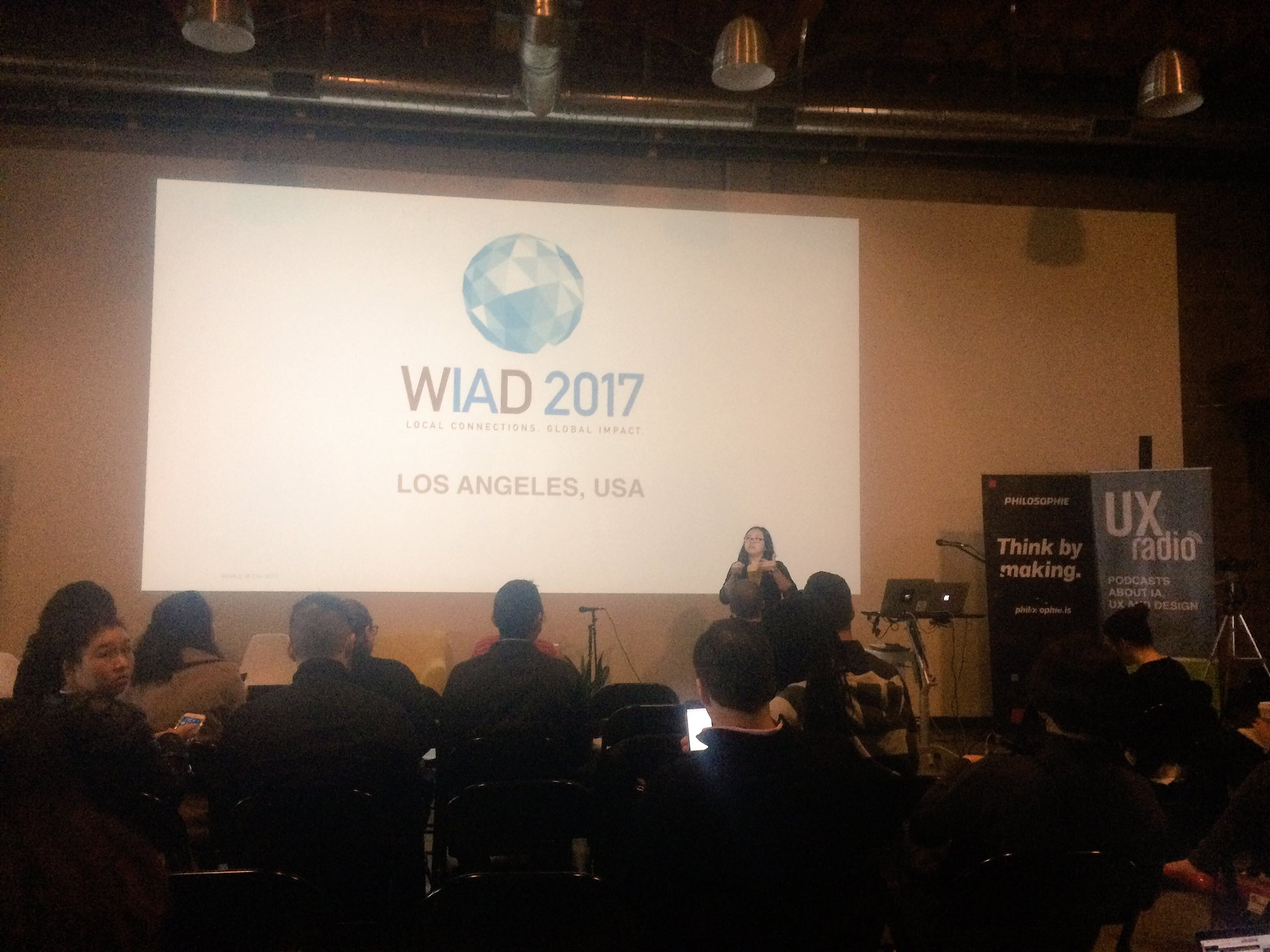 Thumbnail for World Information Architecture Day LA 2017