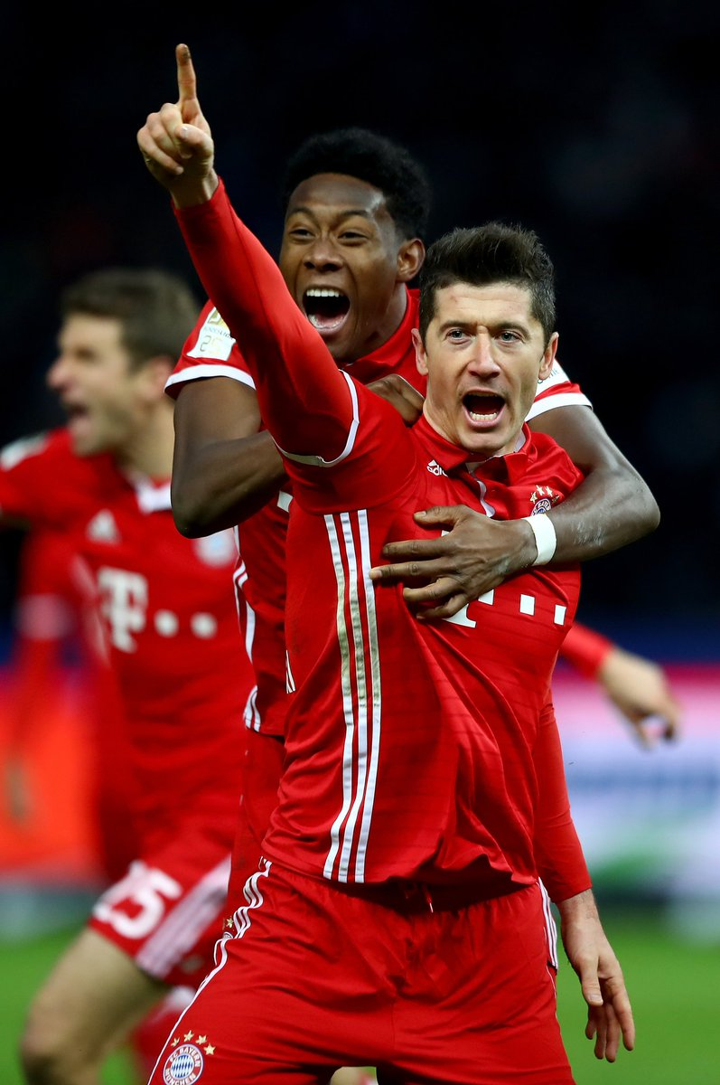 .@lewy_official: 'It's always special when you score in the 96th minut...