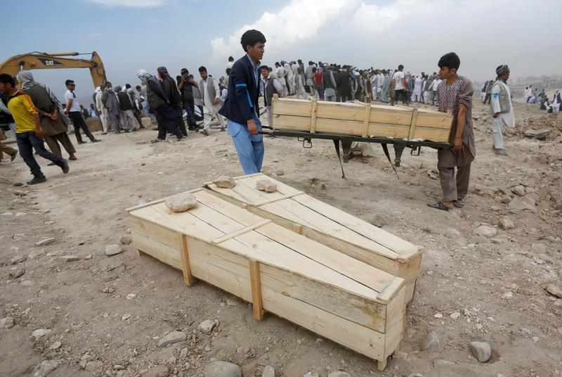 Following the pattern of previous years, 2016 set a record high of civilian casualties in Afghanistan. by @pagossman https://t.co/arnNAtwkTL https://t.co/oi5EDmQFxe