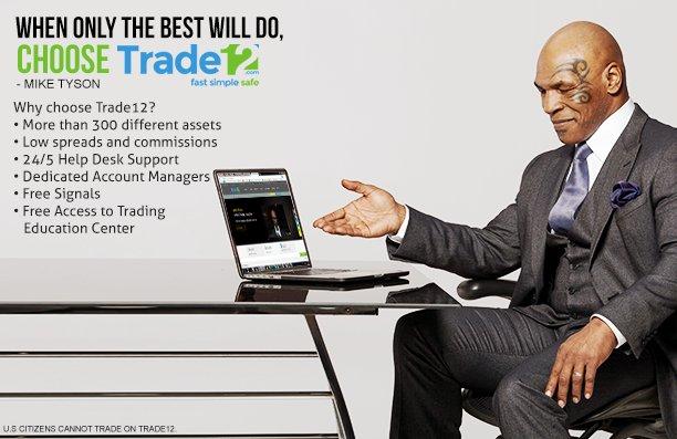 Trade12 брокер