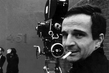 """Film lovers are sick people.\"" Happy birthday to the ultra-talented, François Truffaut!"