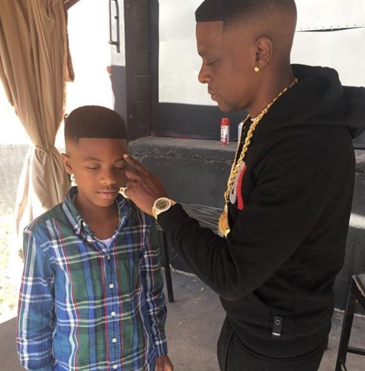 On Twitter Boosie Fade So Strong One Touch And He Can Pass
