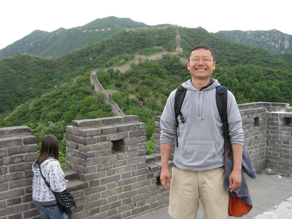 Meet our full-time faculty -- Professor Byungil Ahn: https://t.co/pHz5xZDOUE  #WeCardinal https://t.co/IqkjCEicy0