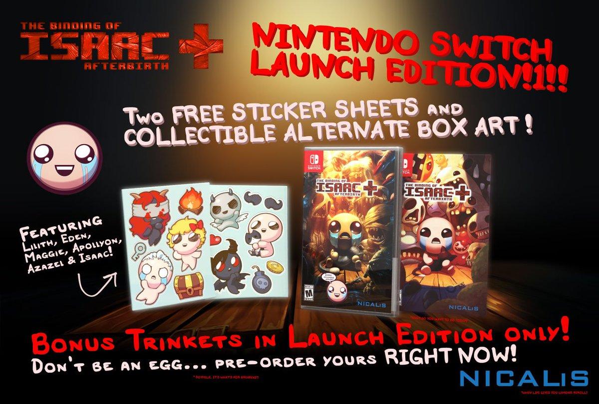 Nintendo annonce la NX, heu... la SWITCH ! - Page 6 C4AITrsVcAMtggy