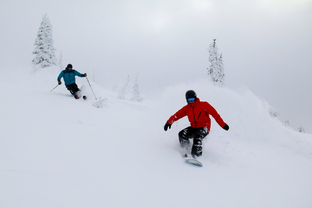 SkiWhitefish photo