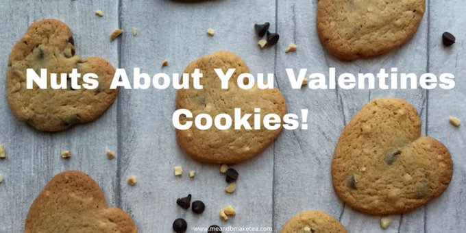"How to Make ""Nuts About You"" Valentines Cookies!"