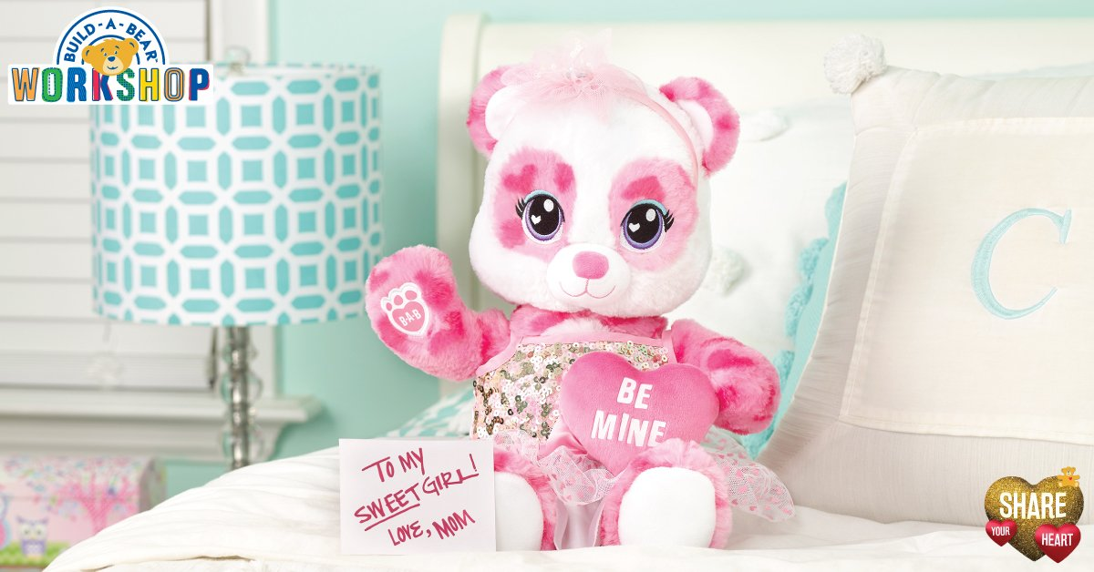 91021ad4b44  ShareYourHeart this Valentine s Day with Sweet Scent Panda. Send some hugs  to someone special! http   bit.ly 2lhVYTl pic.twitter.com 983RnJ444Q