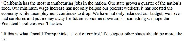 """California Assembly Speaker Anthony Rendon responds to Trump's claim that California is """"out of control"""" . . . https://t.co/4s0a0myP0s"""