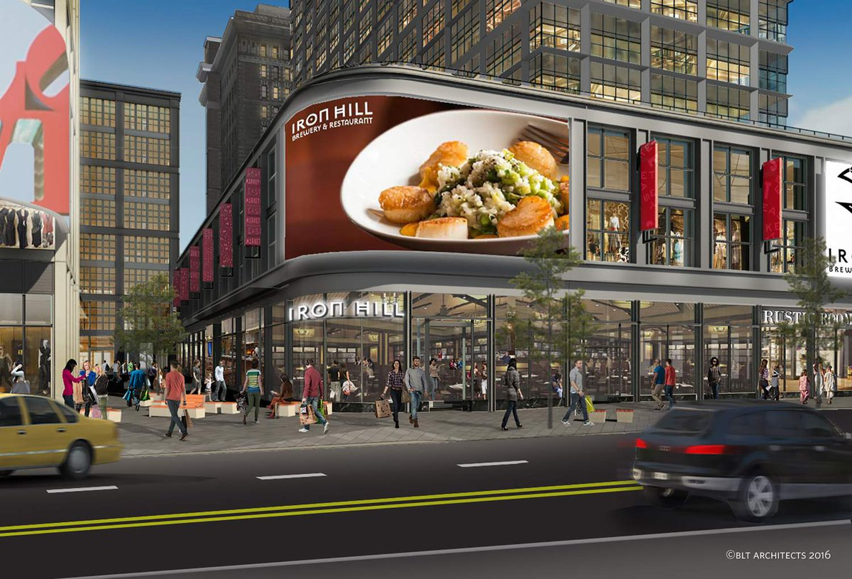 We're excited to announce that #IronHillBrewery will open in #CenterCity Philadelphia in 2018! https://t.co/jUmtEMw65X