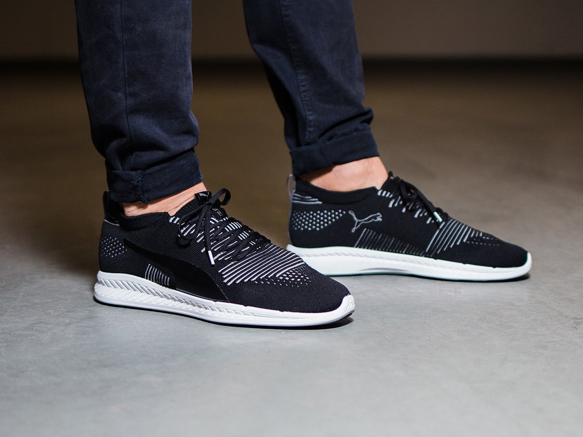 You can pick up the Puma Ignite Evoknit 3D pack for less than half price!  From JUST £54 here    http   tidd.ly bb20b5b9 UK6.5-11  (RRP£120)pic.twitter.com  ... 57dca3ab2225
