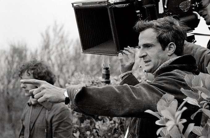 Happy birthday François Truffaut!