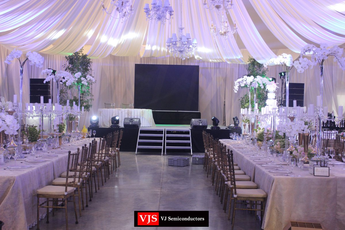 Vjs Sound System On Twitter Wedding Setup At The Iloilo Convention
