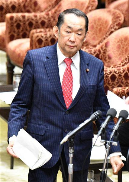 金田勝年法相、テロ等準備罪めぐる文書撤回し謝罪 「国会に注文つける意図なかった」 sankei.co…