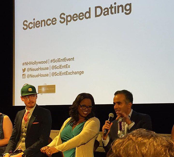 Speed Dating Los Angeles 12.14.16