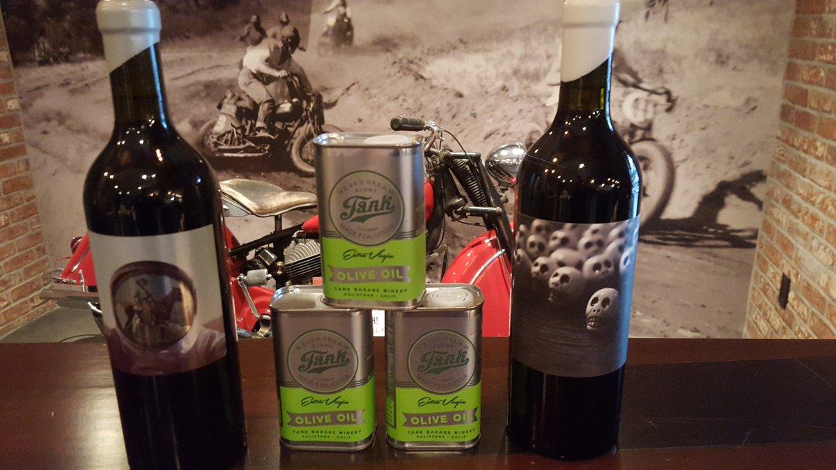 winelubrication hashtag on twitter - Tank Garage Winery