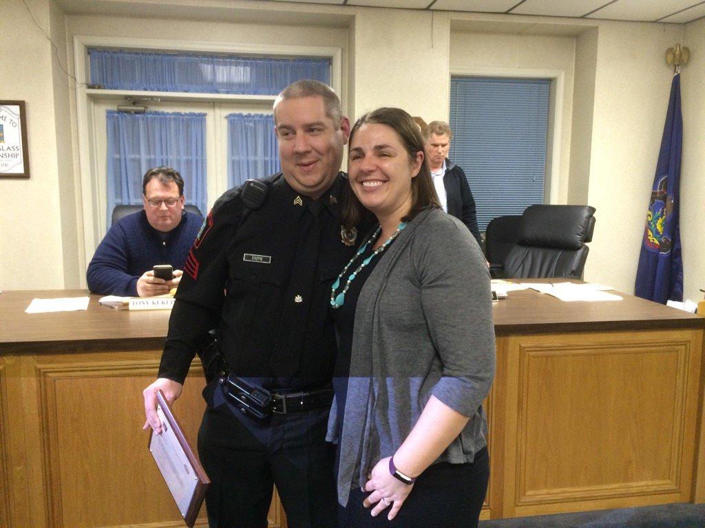 Meet Brian Steffie, new sergeant for Douglass (Mont.) Police Dept. https://t.co/qtEPA5o6uF