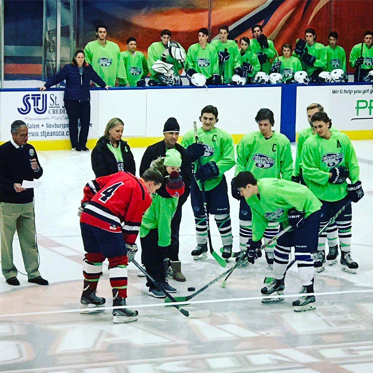 Swampscott Boys Ice Hockey Tops Lynn Jets 1-0 Win Northeastern Conference South Title - MSONEWSports