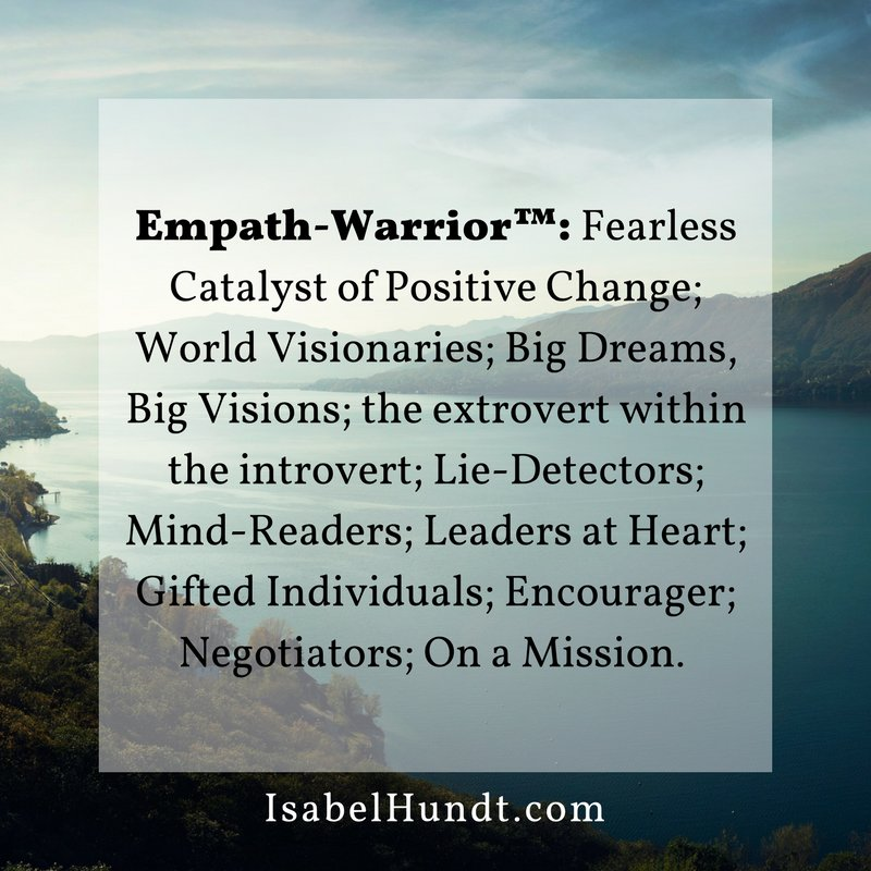 Image result for empath warrior photos