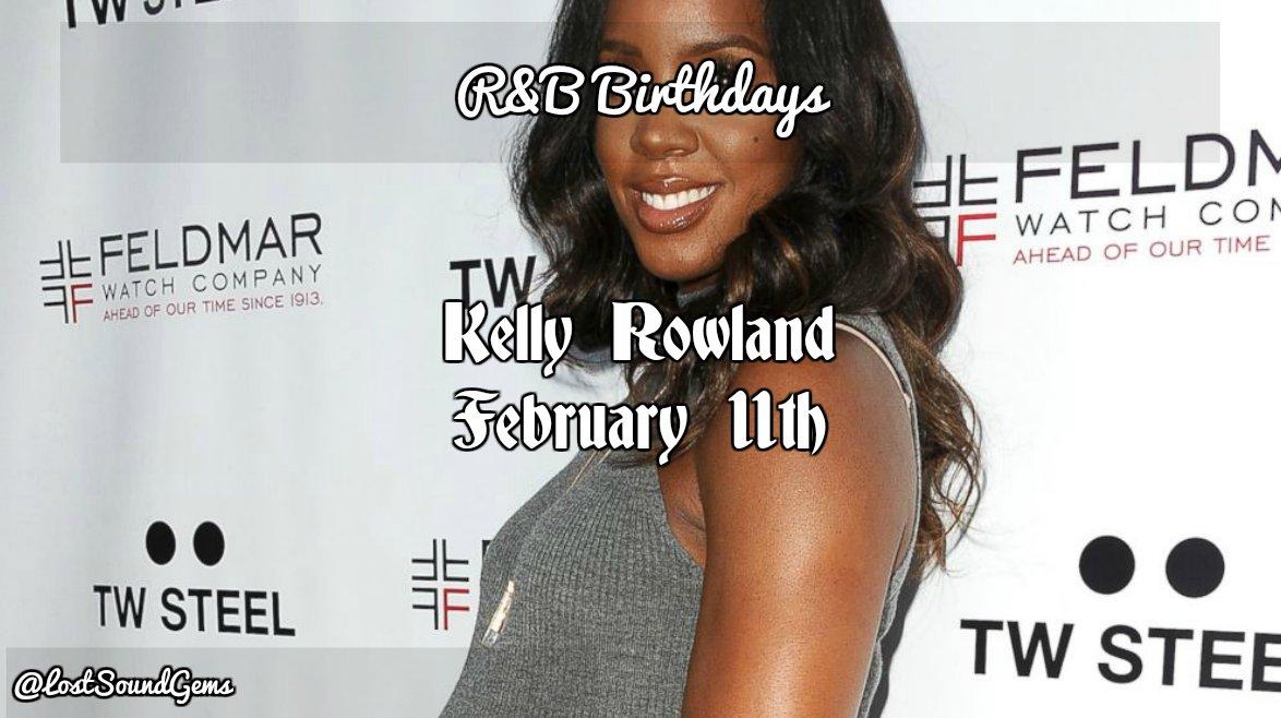 Happy Birthday, Kelly Rowland!   Birthday
